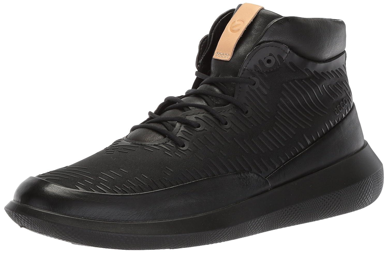 Ecco Scinapse, Zapatillas Altas para Mujer 38 EU Negro (Black/Black)