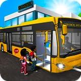 Driving School Bus Simulator 3D: School Kids Duty