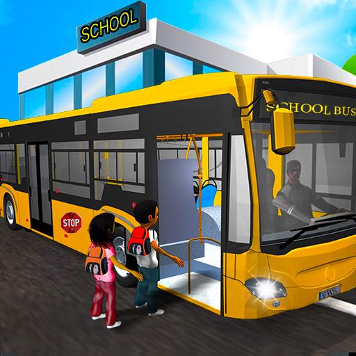 School Bus Driving Simulator 2017: City Bus Driver