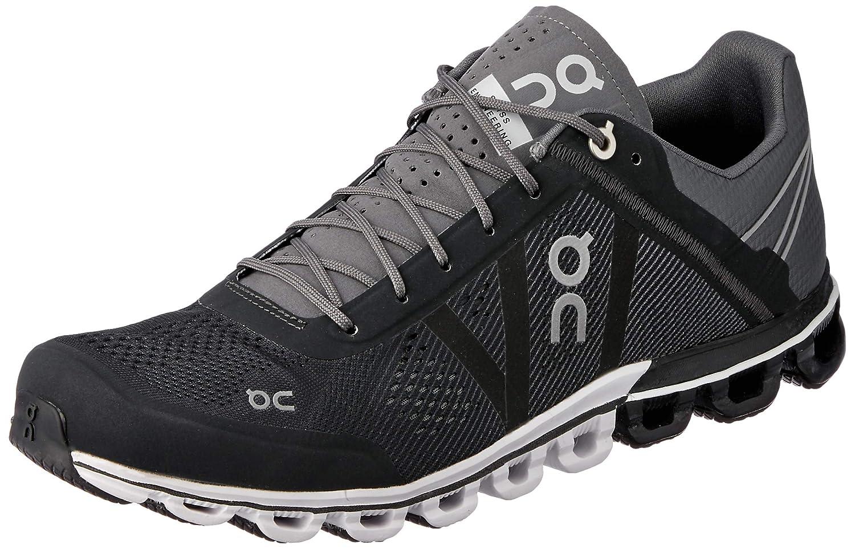 6bc33b17668c4 On Running Men's Cloudflow Performance Shoe Black/Aspahalt Size 10
