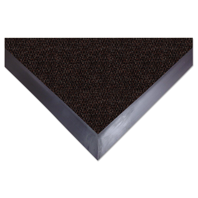 Guardian UG030514 Elite Guard Indoor/Outdoor Floor Mat, 36'' x 60'', Chocolate