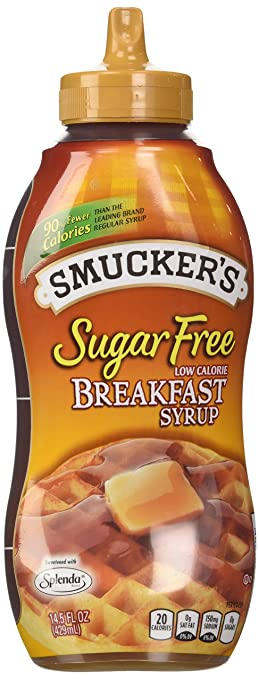 Top 10 Best Sugar Free Syrups