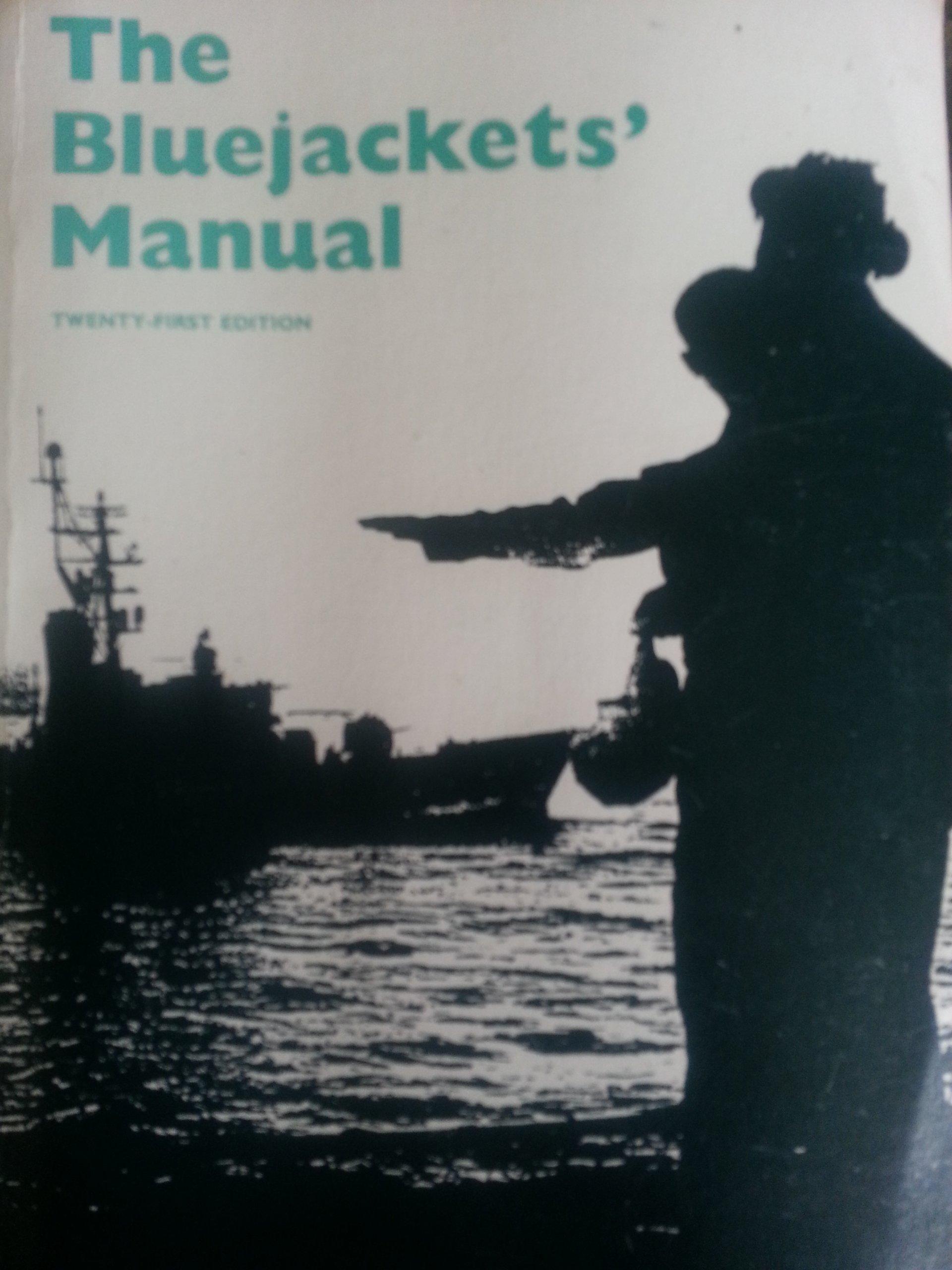 The Bluejackets' Manual: B. Beardon: 9781557500502: Amazon.com: Books