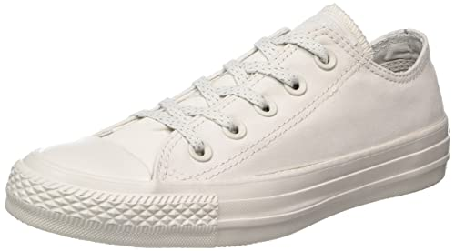 Converse Ctas Ox Sneaker Unisex Adulto Beige Pale Putty/Pale Putty