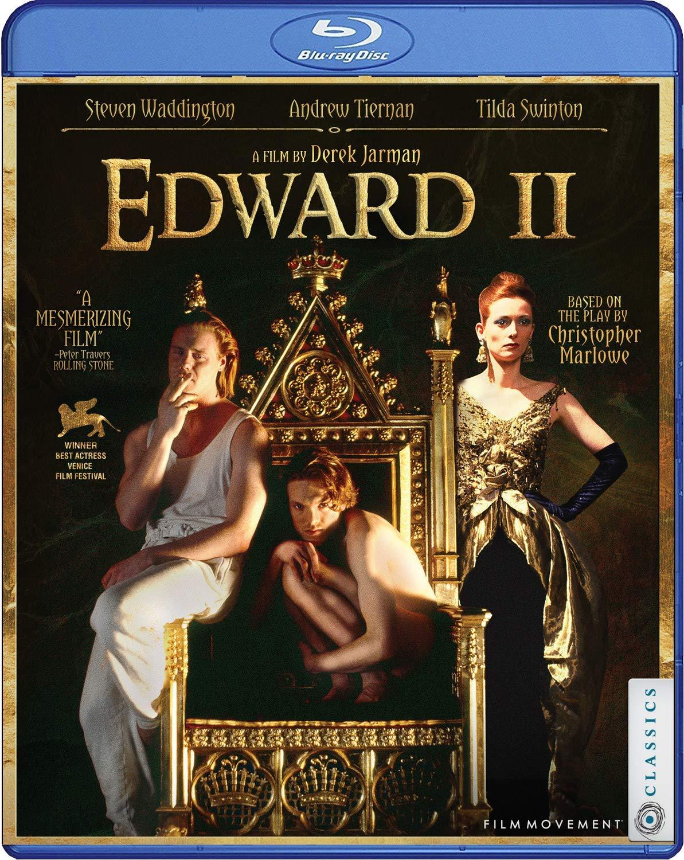 Edward II [Blu-ray]
