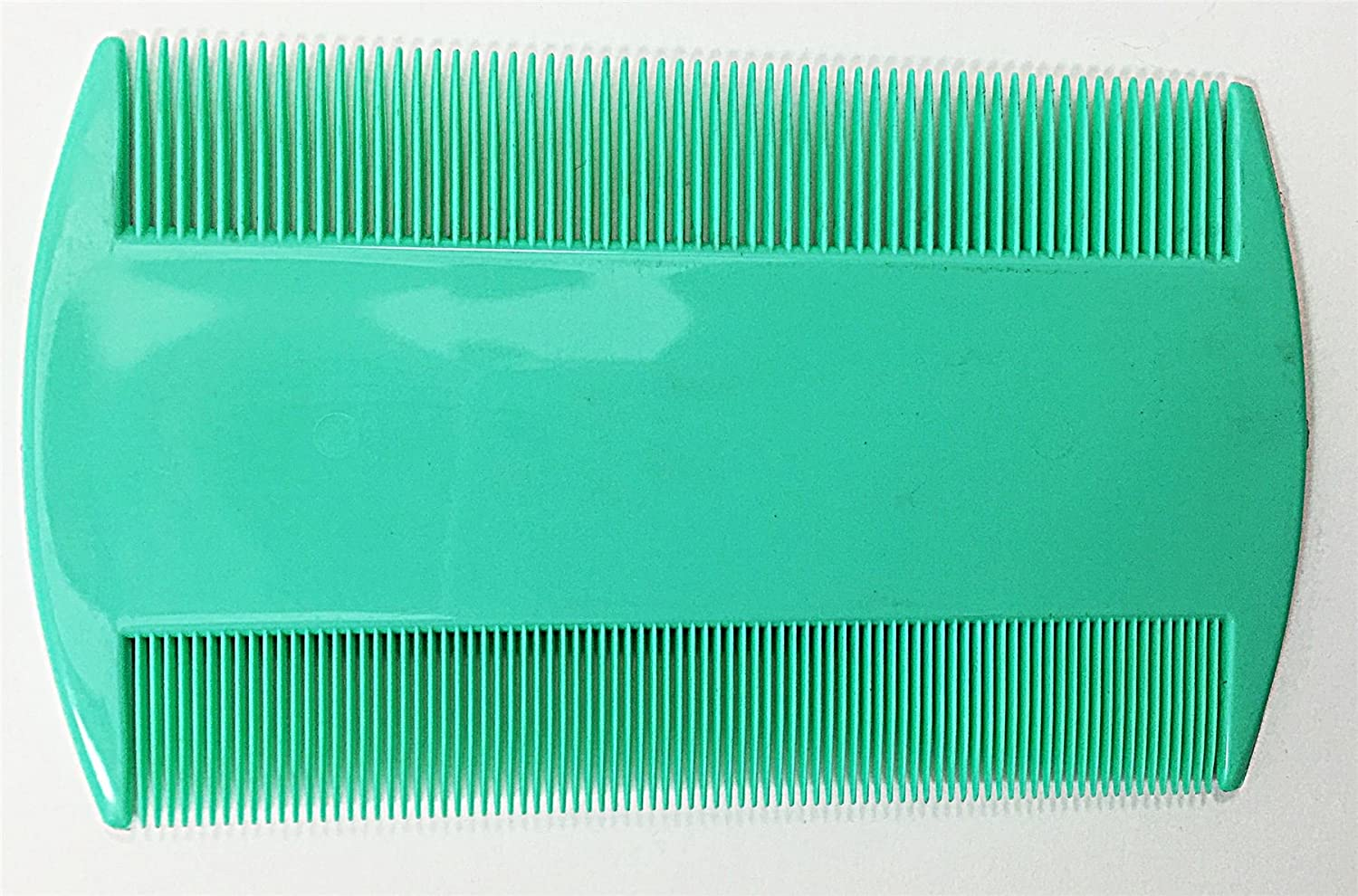 Baby Blue Durable Double Sided Nit Combs for Head Lice Dectection Comb Kids Pet Flea Concept4u