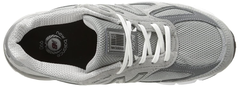 New Balance Women's w990v4 2E Running Shoe B016419YJG 6 2E w990v4 US|Grey/Castlerock d32215