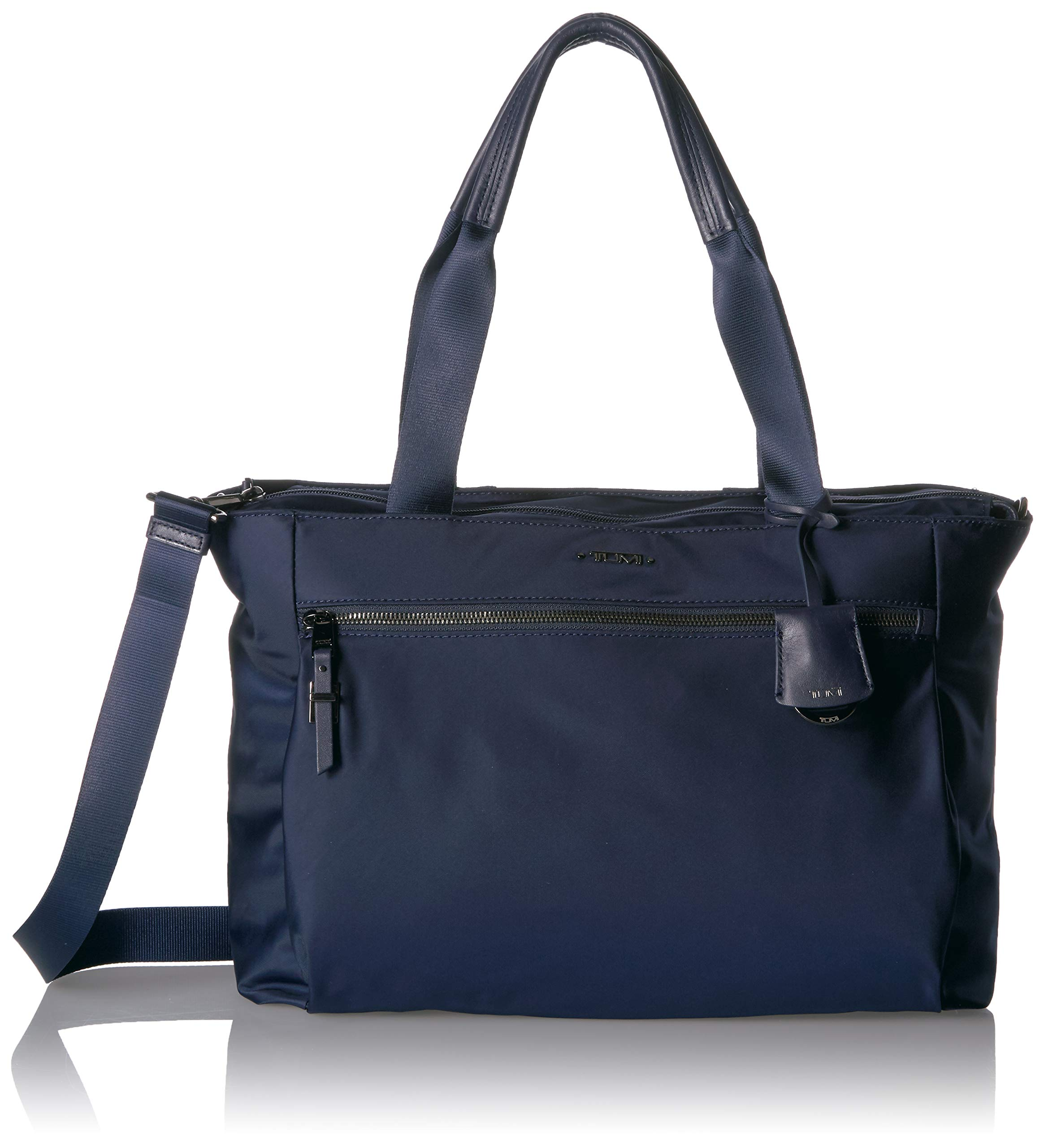 Tumi Women's Voyageur Mauren Tote Bag, Midnight, Blue, One Size