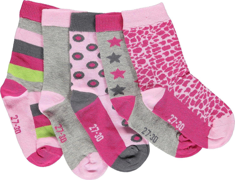 Mala® aus Dänemark Mädchen Söckchen Socken 5 Stück 3732-553