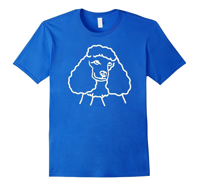 Poodle face T-Shirt