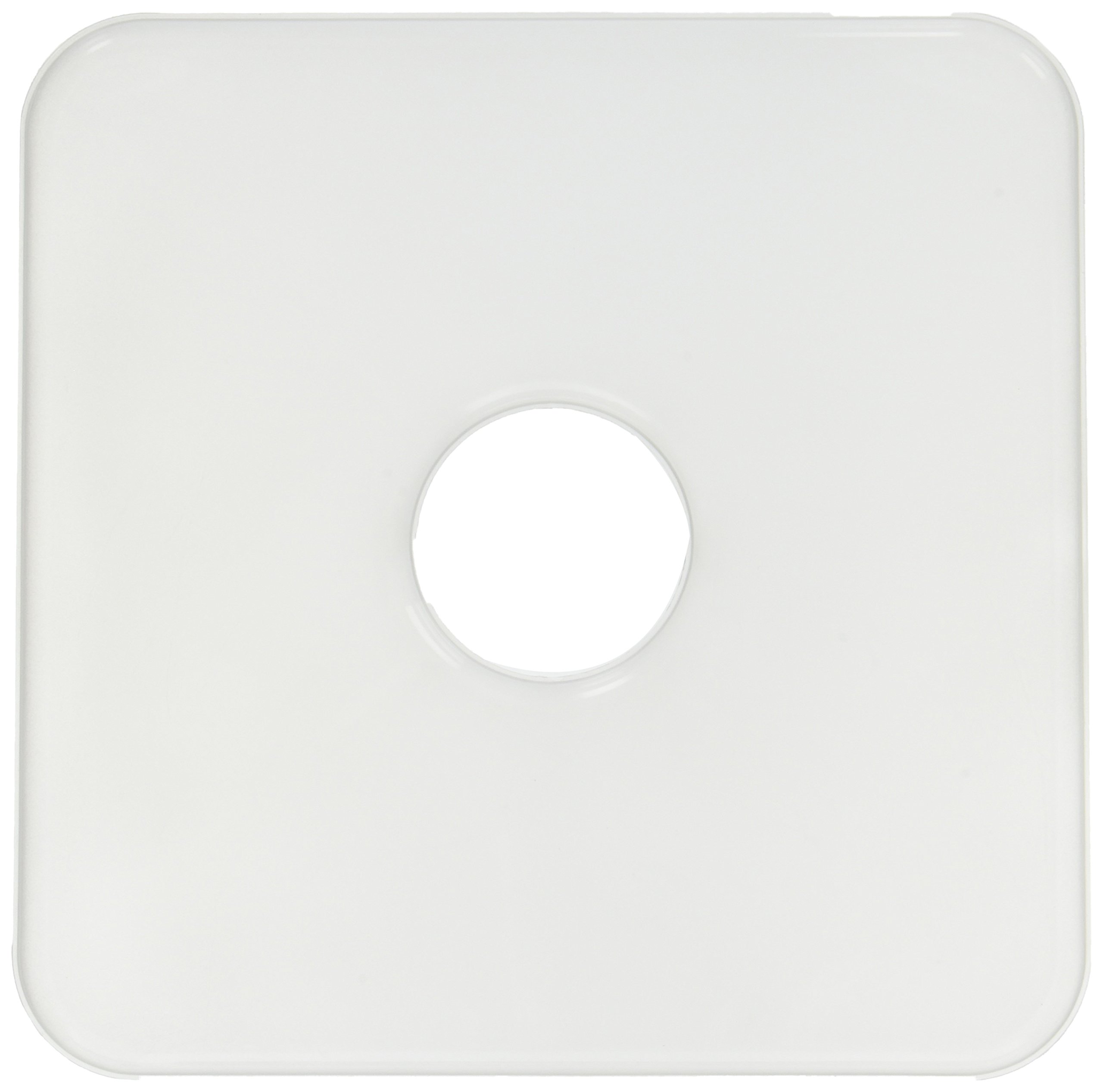 Ronco Square Leather Tray, 3 Pack