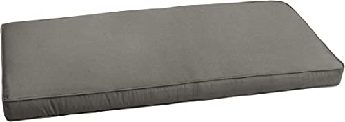 Mozaic AMZCS111008 CBENCH-SB Indoor/Outdoor Bench Cushion-Bristol