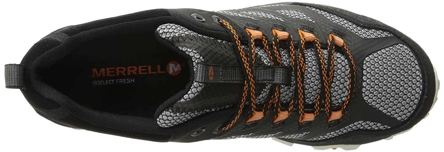 Merrell Men's Moab FST Hiking US|Black Shoe B0195L8JSY 10 W US|Black Hiking b26d14