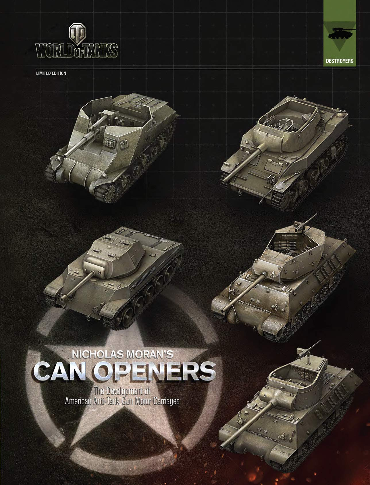 Can Openers Development Anti Tank Carriages product image