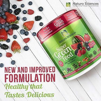 Amazon.com: Suplemento dietético, alimentos naturales ...