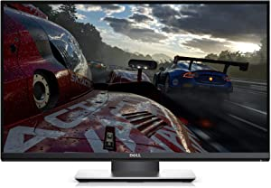 Dell Gaming Monitor S2417DG YNY1D 24-Inch Screen LED-Lit TN with G-SYNC, QHD 2560 x 1440, 165Hz Refresh Rate, 1ms Response Time, 16:9 Aspect Ratio (Renewed)