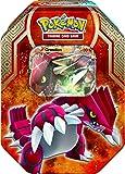 Pokemon TCG XY5 Spring Tin - Legends of Hoenn Groudon-EX / Kyogre-EX (assorted)