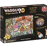 Jumbo - 619113 - Puzzle - Wasgij Original 23chaud Devant - 1000 Pièces