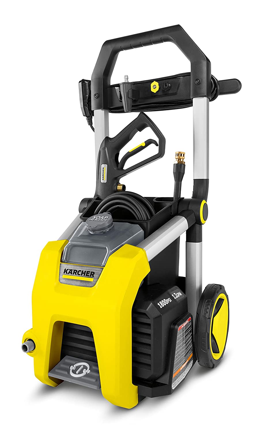Part Catalog Karcher 1700 B Wiring Library Seriel Kohler Diagram Engine Loq0467j0394 Amazoncom K1800 Electric Power Pressure Washer 1800 Psi Trupressure 3
