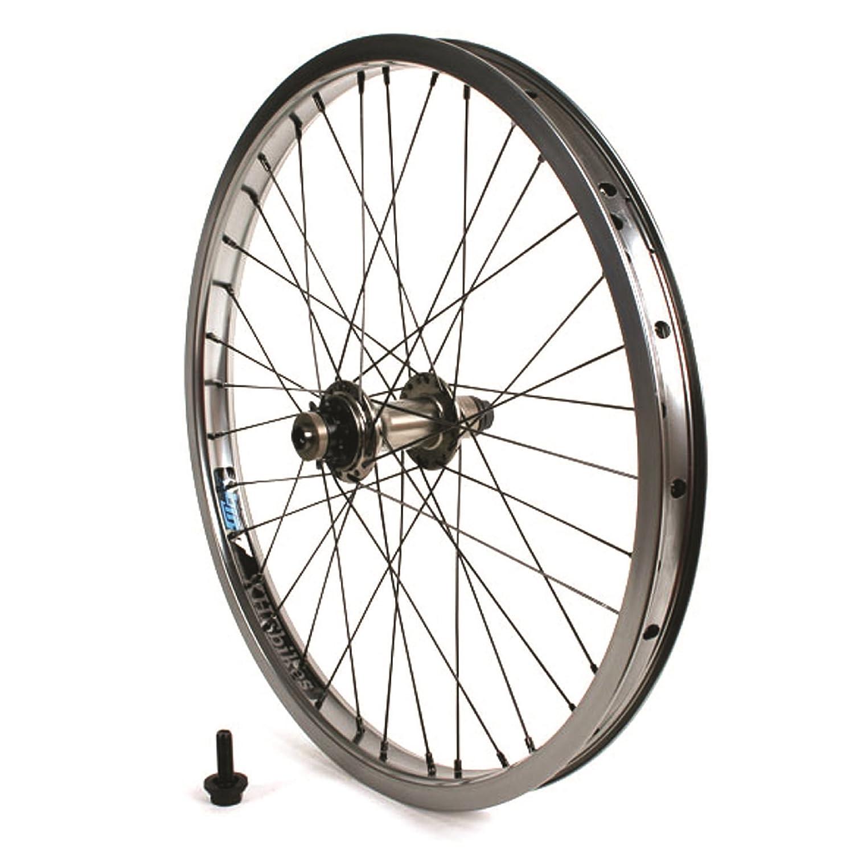 KHE Bikes & 039;CLATCH Bolt 36H mit 9T Hinterrad, grau