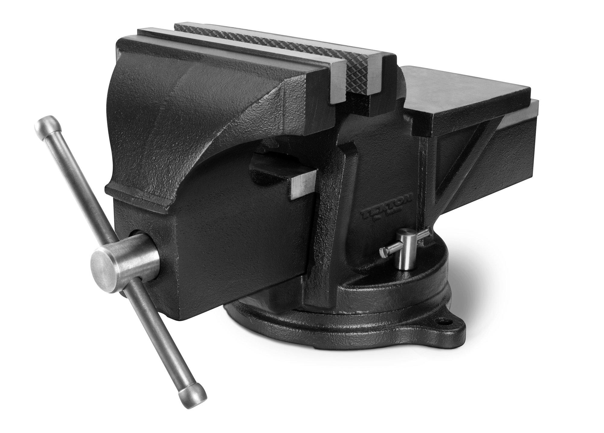 TEKTON 8-Inch Swivel Bench Vise | 54008