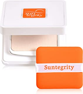 product image for Suntegrity Pressed Mineral Powder Compact - Translucent, Broad Spectrum SPF 50