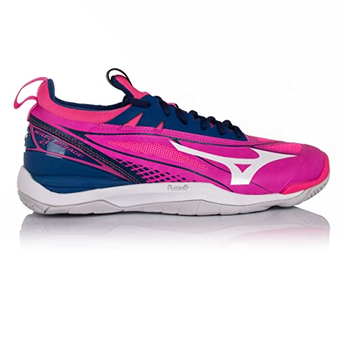 87da72250ee6 Mizuno Wave Mirage 2 Women's Netball Shoes Pink: Amazon.co.uk: Shoes ...