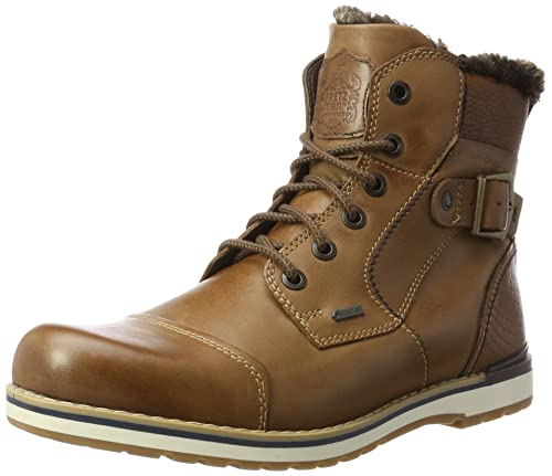 Mens Cooper Ankle Boots Fretz Men