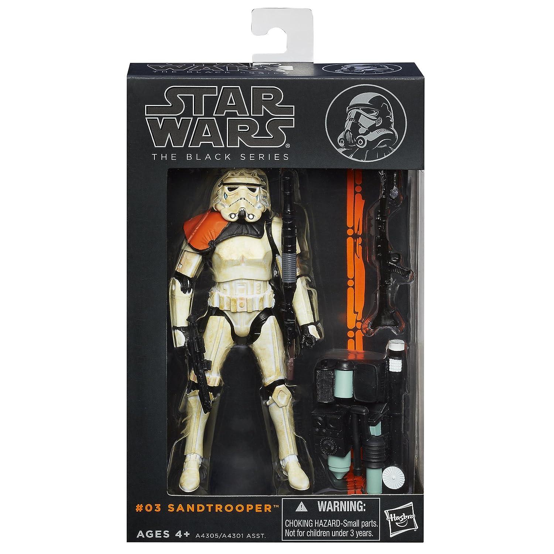 Amazon Star Wars The Black Series Sandtrooper Figure 6 Inches