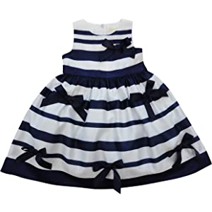 Lucie et Coco Striped Dress 40031