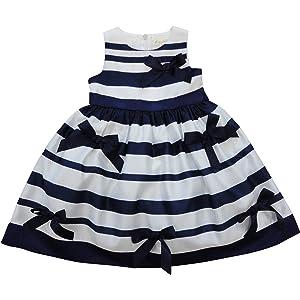 Lucie et Coco Striped Dress 40031