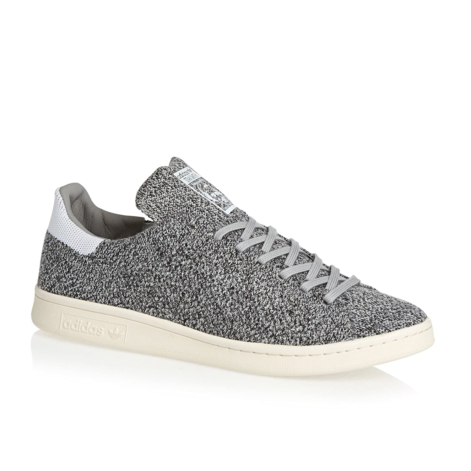adidas Men's Originals Stan Smith Primeknit Trainers in Grey
