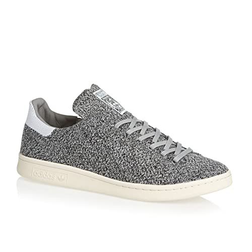 competitive price 43489 25350 adidas Men's Originals Stan Smith Primeknit Trainers in Grey