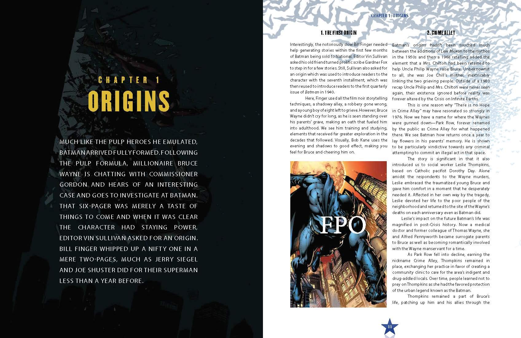 Batman: 100 Greatest Moments, by Robert Greenberger
