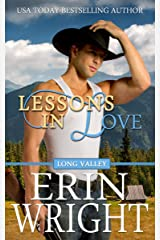 Lessons in Love: A Western Romance Novel (Long Valley Romance Book 8) Kindle Edition