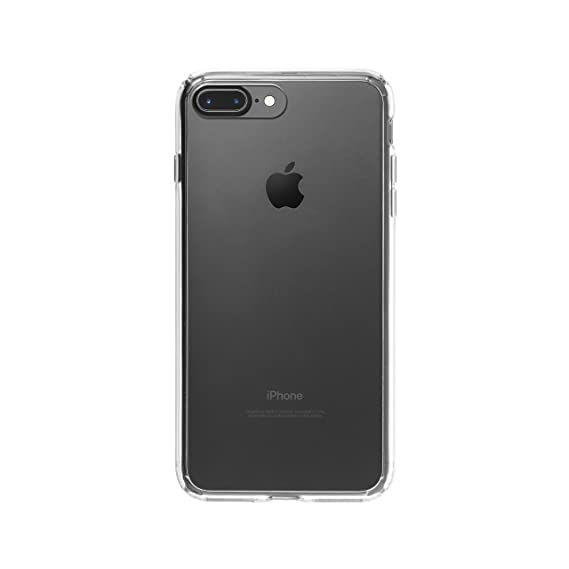 pretty nice 6d458 56358 AmazonBasics Mobile Case for Apple iPhone 7 Plus (Clear)