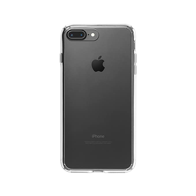 molto carino 97bf3 bdae2 AmazonBasics Mobile Case for Apple iPhone 7 Plus (Clear)