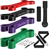 Resistance Bands, Pull Up Bands Set for Working Out, Exercise Bands and Workout Bands for Men & Women, Assist Bands for…