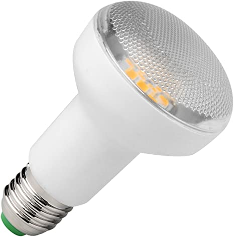 Screw E27 Led 2800 7 K R63 Bulb Megaman Edison 5 Light Watt Y76gfvby