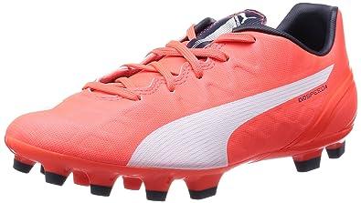 326214210 Puma Unisex Kids  Evospeed 4.4 Ag Jr Football Boots  Amazon.co.uk ...