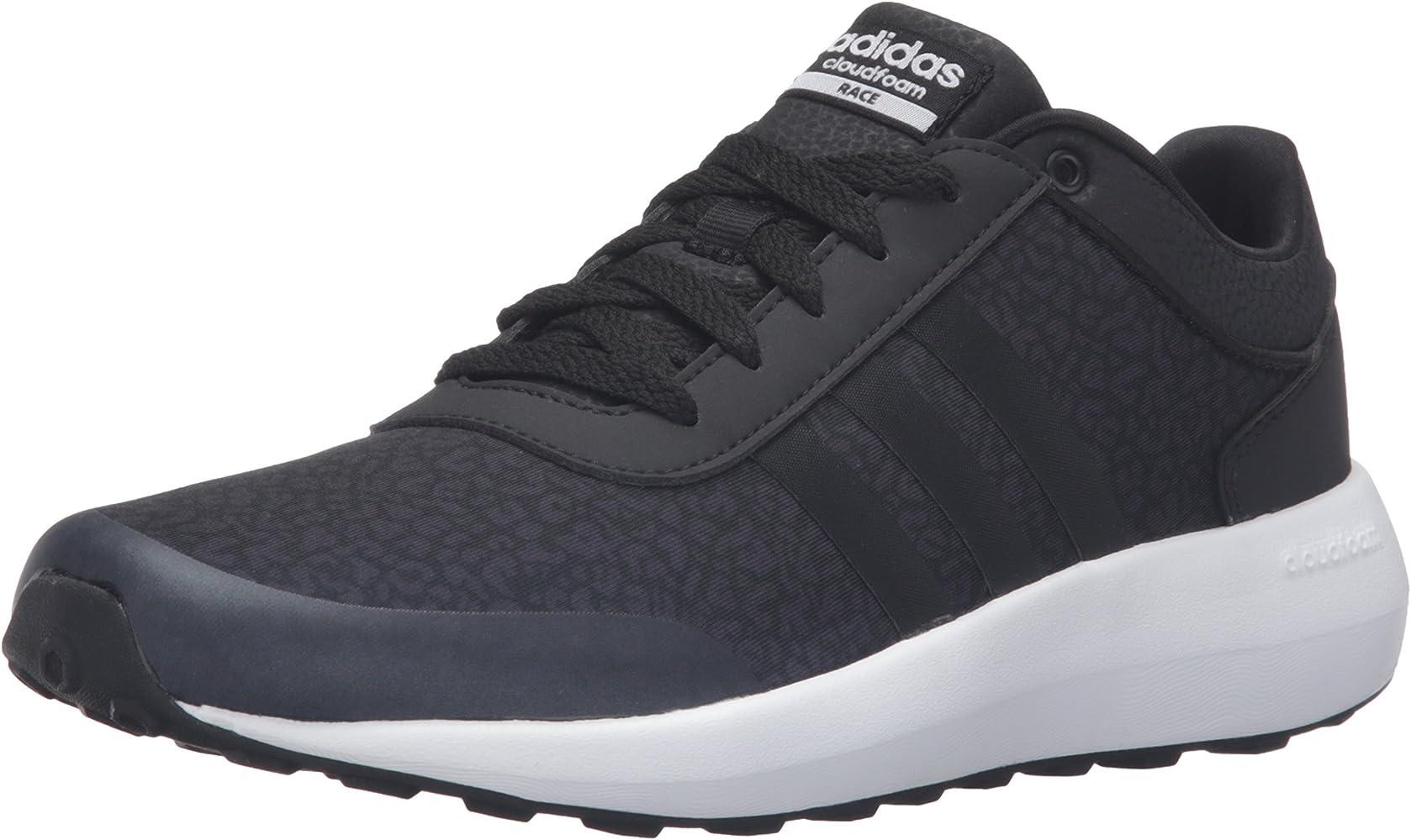 Amazon.com   adidas NEO Women's Cloudfoam Race W Running Shoe ...