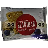 Corazonas Blueberry Oatmeal Square, 1.76 Ounce -- 12 per case.
