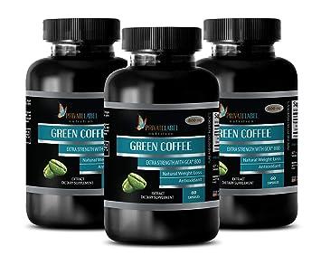 grano de café verde y diabetes tipo 2