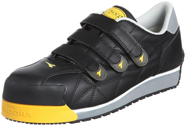 [ディアドラユーティリティ] DIADORA UTILITY 作業靴 スニーカー アイビス IB22 B002RABN8E ブラック 27.0 cm