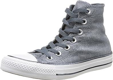 Converse Chuck Taylor All Star Femme Sparkle Wash Hi, Baskets Hautes