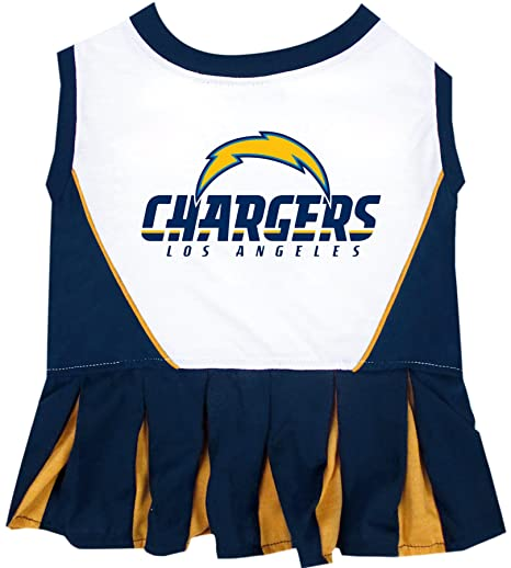 2aa8a7fbb Amazon.com   Pets First SDC-4007-SM NFL Los Angeles Chargers ...