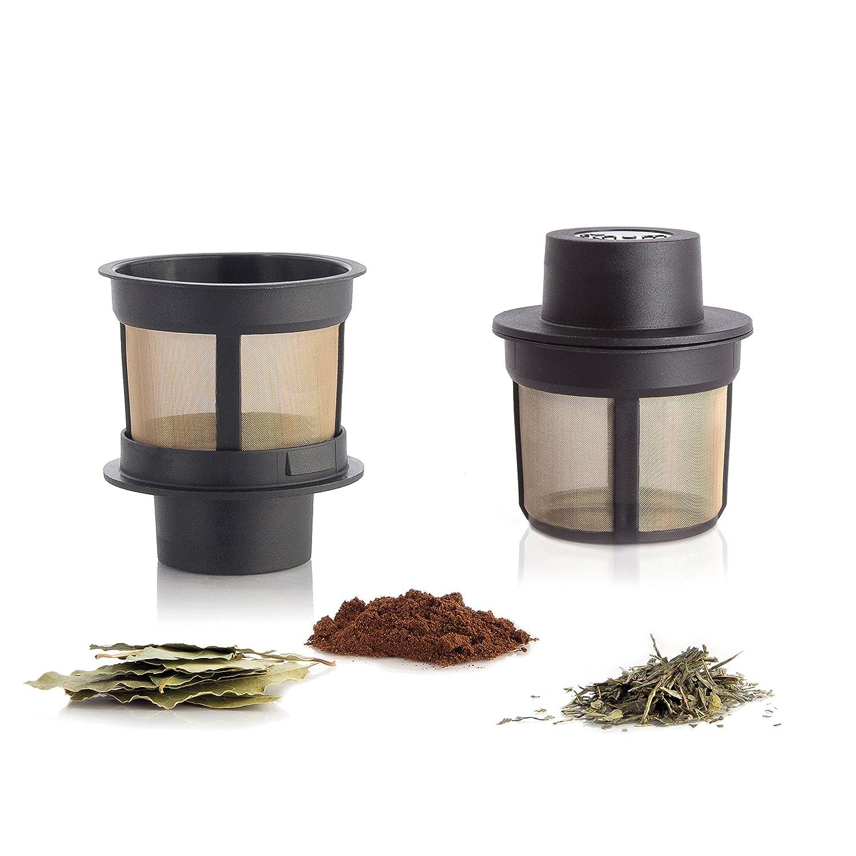 Finum 63/421.40.00 Floating Brewing Basket Medium Black