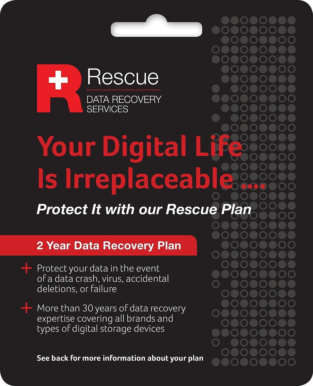 Seagate Rescue STZZ758 - Plan de Servicio de recuperación de Datos ...