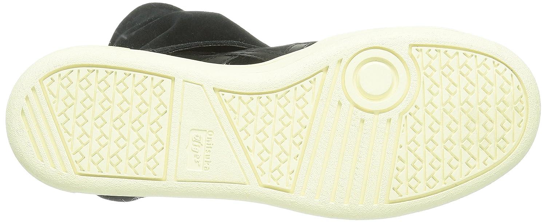 Meriki, Sneakers Hautes femme, Noir (Black/Gold 9094) 40.5 EUAsics