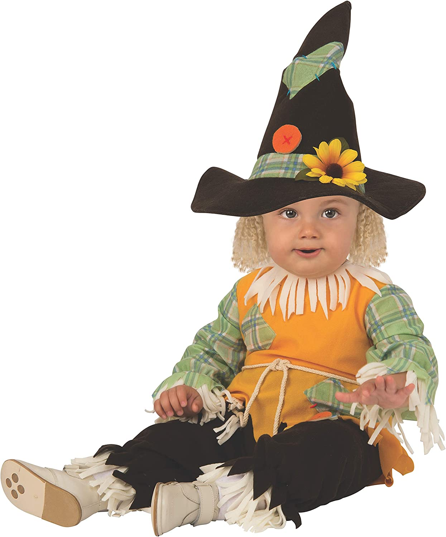 Rubies Scarecrow Infant Costume 817tX8K7HXL